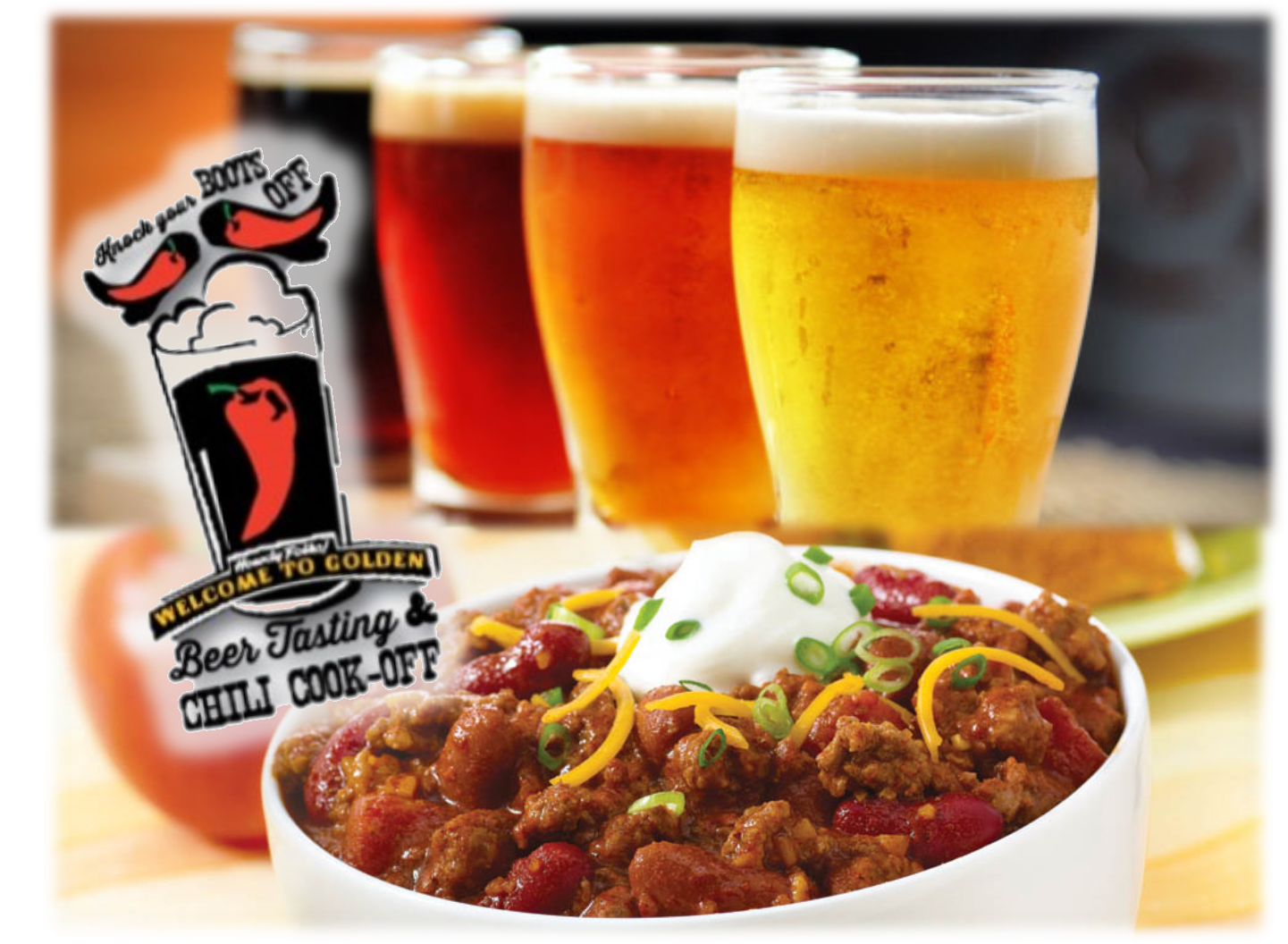 2018 Golden Chili Cook-Off and Beer Tasting
