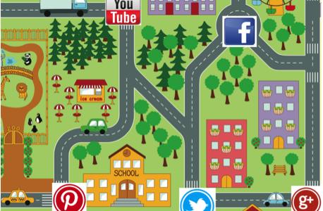 Digital Neighborhoods – Your Map to Social Marketing